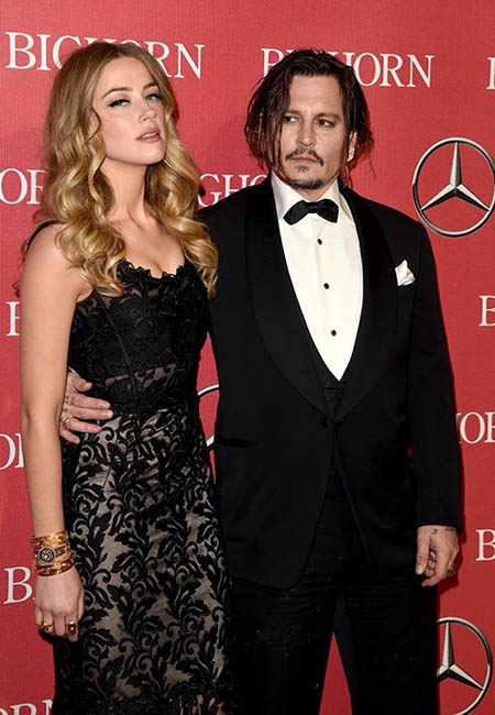 La audiencia de Johnny Depp y Amber Heard pospuesta!