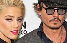 Johnny Depp le fue infiel a Amber Heard?