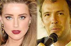 Amber Heard demanda al que la acusó de chantajear a Johnny Depp