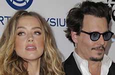 Más noticias sobre Johnny Depp y Amber Heard