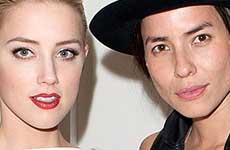 Amber Heard arrestada por violencia doméstica en 2009