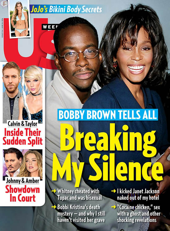Bobby Brown: Whitney Houston era bisexual