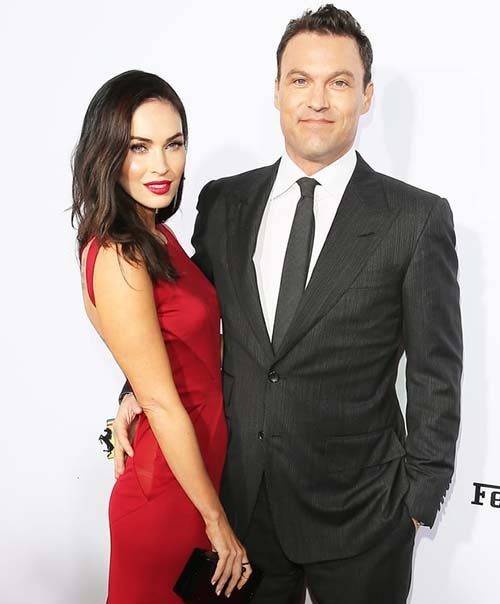 Megan Fox y Brian Austin Green volvieron!