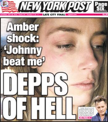 Amber Heard: infierno con Johhny Depp