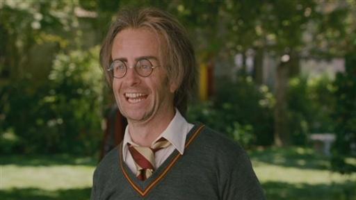 Daniel Radcliffe como Harry Potter otra vez!