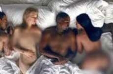 Demandaran a Kanye West por video Famous? Nah!