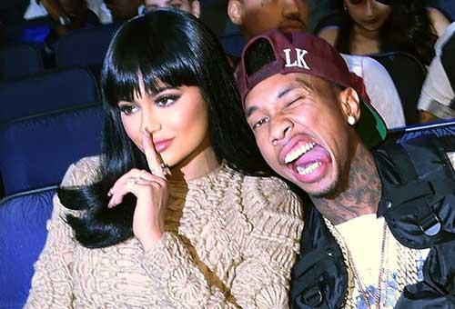 Kylie Jenner y Tyga se dan otra oportunidad