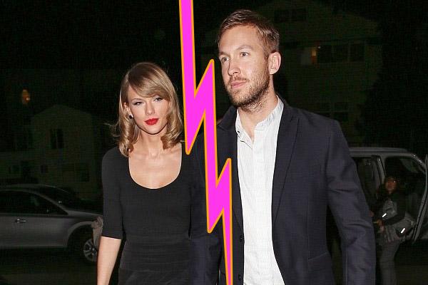Taylor Swift y Calvin Harris terminaron!!! Nooooooo!!!