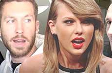 Calvin Harris: Taylor Swift conoce a la madre de Tom! LOL!