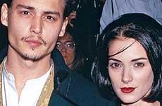 Winona Ryder defiende a Johnny Depp, jamás fue violento conmigo!