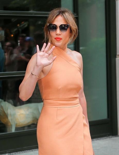 Jennifer Lopez celebró cumpleaños 47 en Las Vegas
