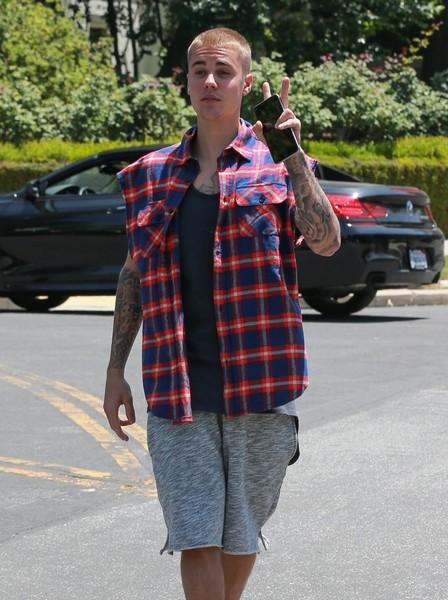 Justin Bieber no quiere tus regalos!