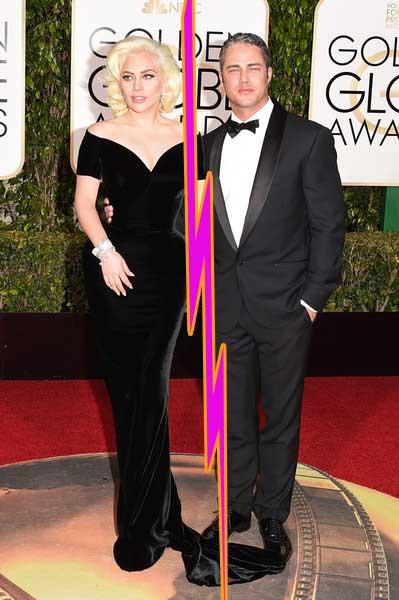 Lady Gaga y Taylor Kinney terminaron!!