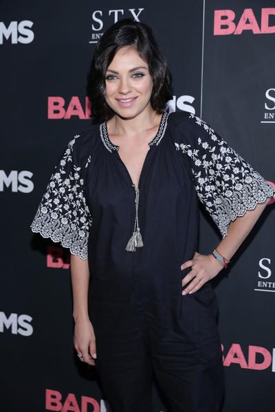 Mila Kunis compró sus anillos de matrimonio en Etsy