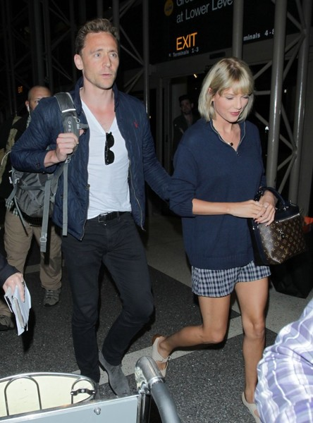 Taylor Swift y Tom Hiddleston: matrimonio & babies?