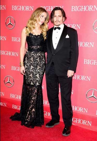 Johnny Depp pide mantener privado su divorcio