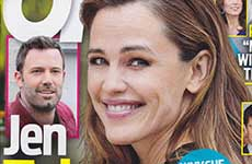 Jennfer Garner regresa con Ben Affleck! [OK!]