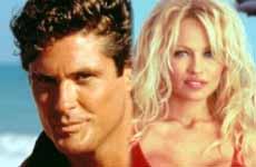 David Hasselhoff no queria a Pamela Anderson en Baywatch