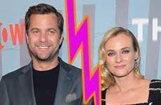Diane Kruger y Joshua Jackson terminaron! Confirmado!