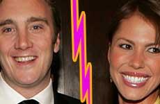 Jay Mohr y Nikki Cox se divorcian