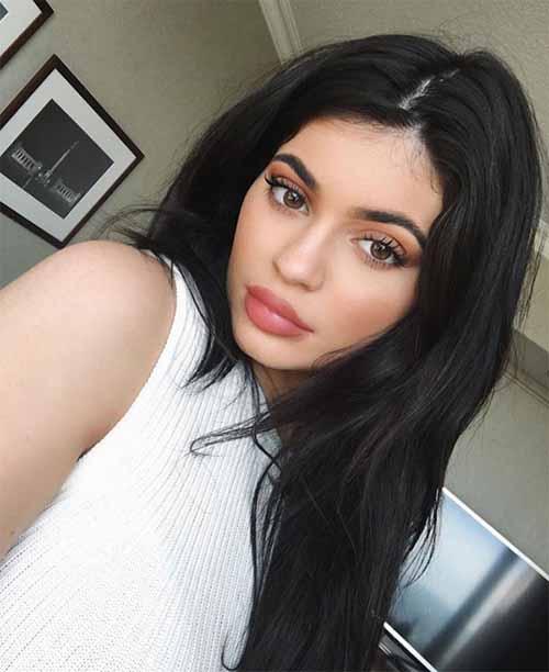 Kylie Jenner: me puse los labios muy grandes. HUGE!