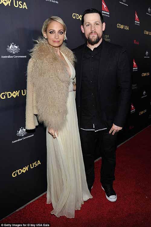 Joel Madden: Nicole Richie es un gran apoyo
