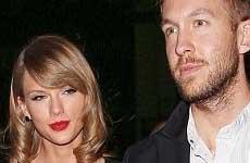 Calvin Harris: canción de infidelidad sobre Taylor Swift, BS!