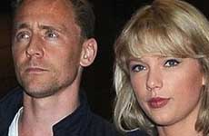 Tom Hiddleston terminará con Taylor Swift por su carrera?