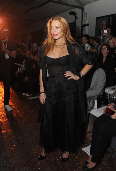 Lindsay Lohan: demandas de diva para entrevista en Rusia