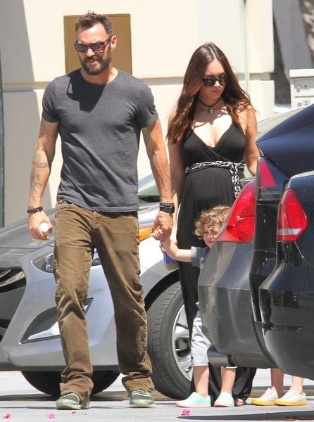 Megan Fox tuvo a su tercer hijo: Journey River!