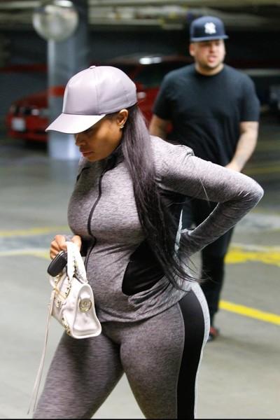 Rob Kardashian: abrumado y sensible, pelea con Blac