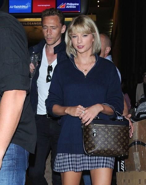 Taylor Swift y Tom Hiddleston se pelearon!