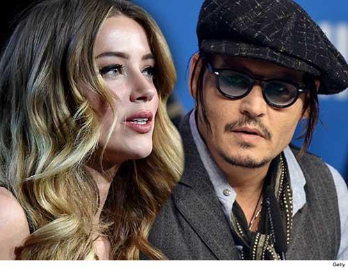 Amber Heard y Johnny Depp llegan a un acuerdo!!!!