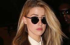 Amber Heard tiene pruebas medicas contra Johnny Depp