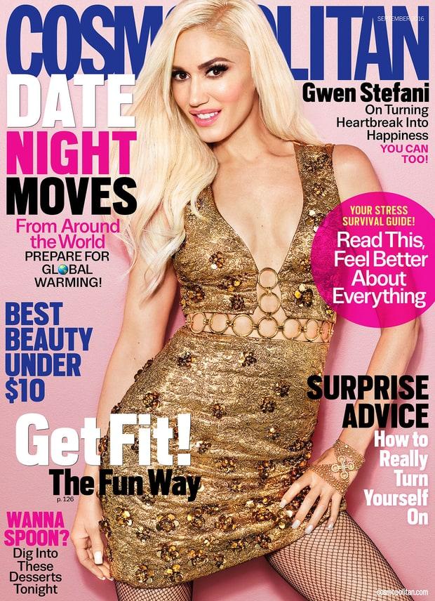 Gwen Stefani y Blake Shelton comprometidos?