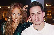 Jennifer Lopez y Casper Smart terminaron... AGAIN!!