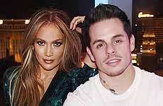 Jennifer Lopez y Casper Smart terminaron… AGAIN!!