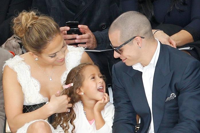 Jennifer Lopez embarazada a los 47!?
