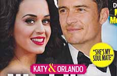 Katy Perry Orlando Bloom: Boda y babies! [OK!]