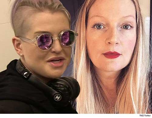 Amante de Ozzy demanda a Kelly Osbourne
