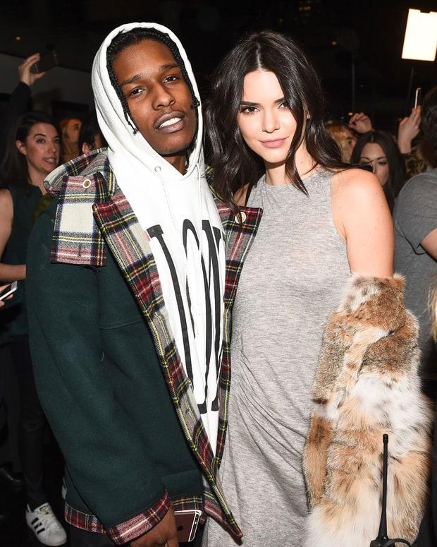 Kendall Jenner saliendo con A$Ap Rocky