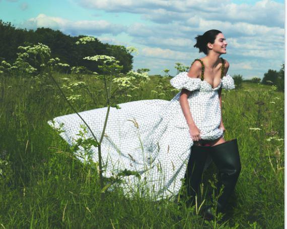 Kendall Jenner en Vogue