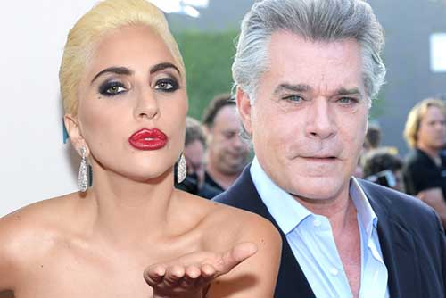 Lady Gaga y Ray Liotta? WHAT?
