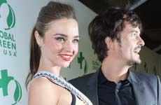 Miranda Kerr: Orlando Bloom avergonzado por pics desnudo