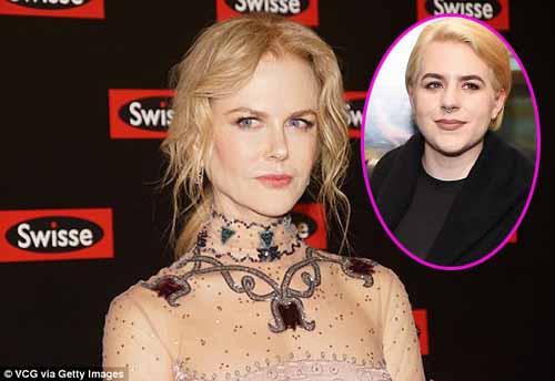 Nicole Kidman se reunió con su hija Bella Cruise?