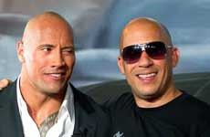 Fast 8: Vin Diesel irresponsable. The Rock wins!