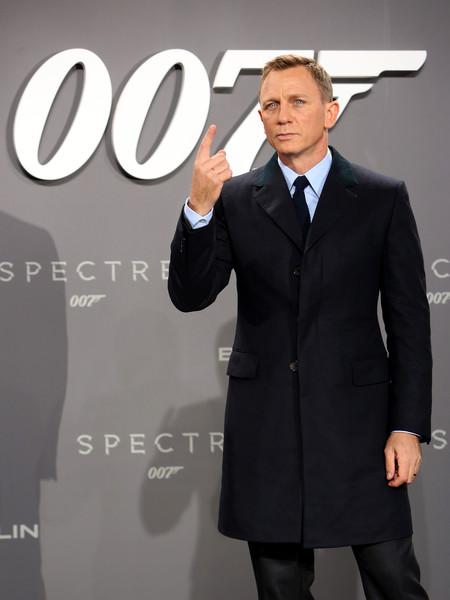Daniel Craig el favorito para James Bond