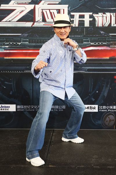 Jackie Chan recibirá el Oscar Honorifico