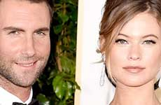 Adam Levine y Behati Prinsloo tuvieron a su hija, Dusty Rose