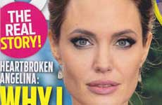 Tabloides! Team Angelina: OK! y Life&Style
